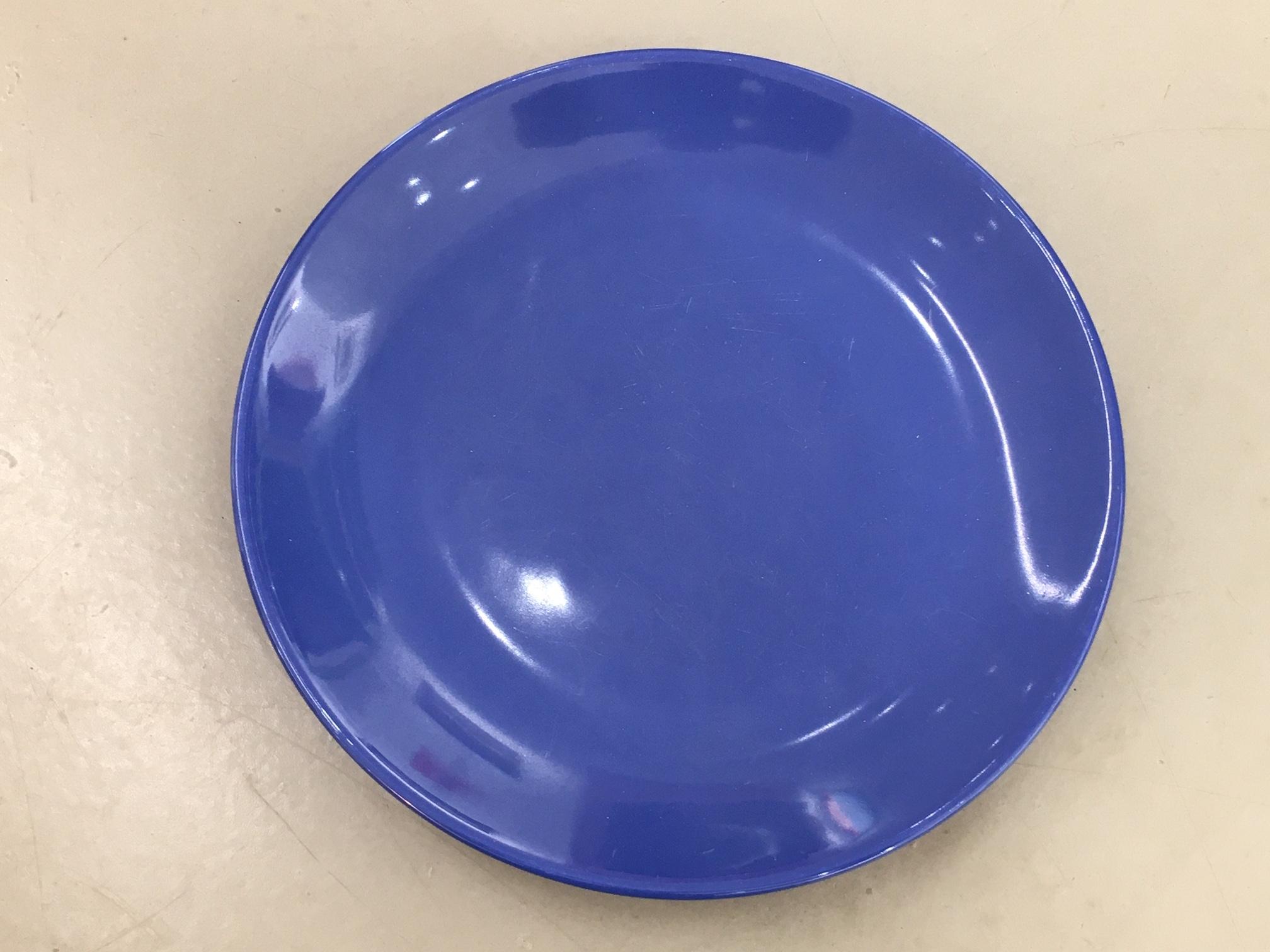 Ikea Teller Blau
