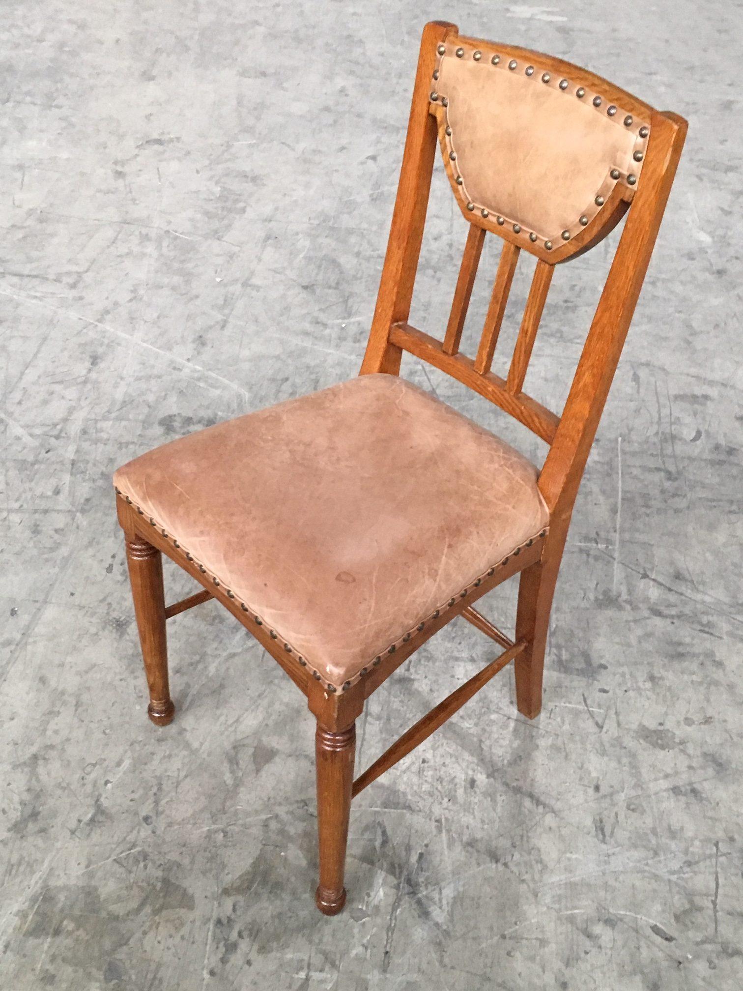 5 Stühle aus Holz - Dudlerei